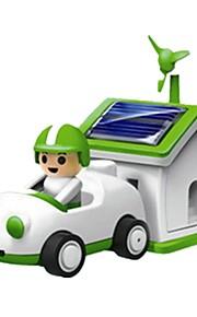 Forsknings- og oppdagelsesett Klassisk bil Leketøy Solramme Mennesker Kjøretøy profesjonelt nivå Vandring Focus Toy Alle 1pcs Deler