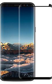 Proteggi Schermo Samsung Galaxy per S8 Vetro temperato 1 pezzo Proteggi-schermo frontale Estremità angolare a 3D Anti-impronte