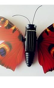 Forsknings- og oppdagelsesett Leketøy Solramme Dyr Sommerfugl Tema Dyr Vandring Focus Toy Alle 1pcs Deler