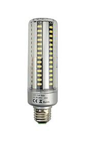1pc 25W 3000lm lm E26/E27 LED-kornpærer T 90pcs leds SMD 5736 Dekorativ Varm hvit Kjølig hvit 85-265V