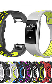 Watch Band na Fitbit Charge 2 Fitbit Pasek sportowy Silikon Opaska na nadgarstek