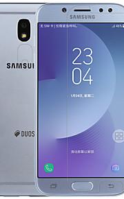 Proteggi Schermo Samsung Galaxy per J5 (2017) PET 2 pcs Proteggi lente frontale e fotocamera Anti-riflesso Anti-impronte Anti-graffi