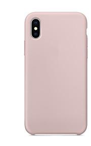 Kılıf Na Jabłko iPhone X / iPhone 8 / iPhone 8 Plus Odporny na wstrząsy Osłona tylna Solidne kolory Twardość Skóra PU na iPhone X / iPhone 8 Plus / iPhone 8