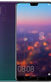 Displayschutzfolie Huawei für Huawei P20 Pro PET Hartglas 2 Stück Front- und Kameraobjektivschutz Anti-Reflex Anti-Fingerprint Kratzfest