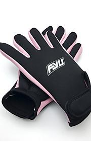 Duiken Handschoenen 1,5 mm Nylon / Lycra Lange Vinger Draagbaar, Beschermend Duiken / Varen / Kajakken