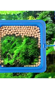 수족관 및 탱크 먹이 플라스틱 방수 / 물 세탁 가능 / 유연한 조정 1개