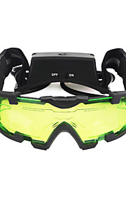 X Night Vision Goggles Night Vision Black Camping / Hiking Waterproof / Adjustable / Fogproof