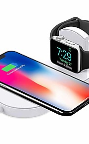 Wireless Charger USB Charger USB with Cable / QC 3.0 / Wireless Charger 1 A DC 9V / DC 5V for iPhone X / iPhone 8 Plus / iPhone 8