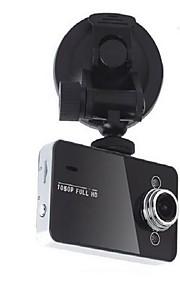 640 x 480 / 1280 x 720 / 1920 x 1080 Mini / Night Vision LED / Motion Detection Car DVR 90 Degree Wide Angle 2 MP 2.2 inch Dash Cam