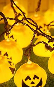 5 m Łańcuchy świetlne 20 Diody LED Ciepła biel Dekoracyjna 220-240 V 1 zestaw