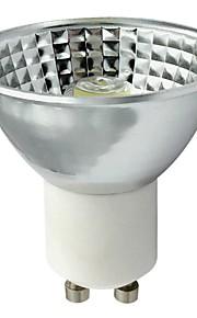 3.5 W LED Σποτάκια 250-270 lm GU10 1 LED χάντρες COB Θερμό Λευκό Άσπρο 110/220 V, 1pc