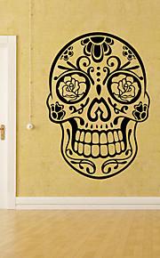 καραμέλα rockabilly τατουάζ ταρώ τοίχο αυτοκόλλητο διακοσμητικά τέχνη ταπετσαρία τέχνης
