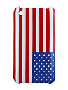 Protective National Flag Case for iPhone 3G/3GS (USA)
