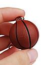 Брелок Баскетбол Брелок Подвижный Резина