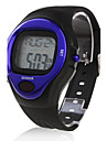 Calorie Counter Pulse Heart Rate Monitor Stop Automatic Watch - Blue Cool Watch Unique Watch