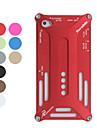 Etui Métallique en Aluminium pour iPhone 4/4S - Assortiment de Couleurs