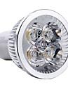 4w gu10 led spotlight mr16 4 высокой мощности привели 350-400lm теплый белый 3000k ac 85-265v