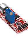 Электроника DIY (для Arduino) обнаружения звук микрофона Модуль датчика