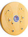 Waist and Hip Twist Device with Foot Massage for Fitness(Color Ramdon)