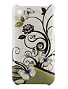 Butterflies and Flower Pattern Hard Case for iPhone 3G and 3GS (Multi-Color)