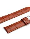 Bracelets de Montres Cuir Accessoires de montres 0.014 Haute qualite