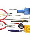 18 штук наручных часов класса люкс Repair Tool Kit Набор случай