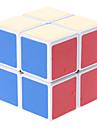 Jouets Cubes magiques 2*2*2 Vitesse magic Toy Cube de vitesse lisse Magic Cube Puzzle Blanc ABS