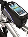 Kerékpáros táska Váztáska Vízálló Fényvisszaverő csíkok Kerékpáros táska Poliészter PVC Kerékpáros táska Kerékpározás / Kerékpár