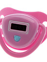 Baby Nipple Thermometer (Random Colors)