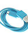 Cable Male USB - Male Micro USB (1 m)