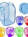 cesta branca roupa de malha (cores aleatórias)