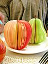 Уникальный комплект стикеров, организованны в форме яблоко