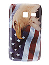 Vulture Pattern Hard Case for Samsung Galaxy Y Duos S6102