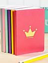 Красочные Crown Словарь ноутбуков (случайный цвет)