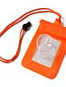 Высококачественный водонепроницаемый мешок уплотнения для камеры (случайный цвет)