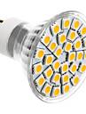 gu10 led spotlight mr16 30 smd 5050 360lm теплый белый 3500k ac 85-265v