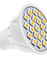 1,5 watt gu10 led-strahler mr16 20 smd 5050 190lm warmweiss 3000 karat ac 220-240 v