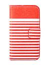 Stripe Pattern Full Body Case for iPhone 4/4S