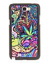 Magia Hard Case Mundo Padrão para Samsung Galaxy Note2 N7100