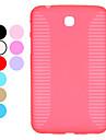 Solide étui rigide de couleur pour Samsung Galaxy Tab P3200, P3210
