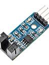 LM393 comparateur module de capteur de vitesse pour (pour Arduino) bleu (fonctionne avec les cartes officielles (pour Arduino))