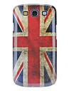Vintage UK Flag Padrão Hard Case com HD Screen Protector e Stylus para Samsung I9300 Galaxy S3
