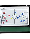 דירקטוריון אימון כדורגל מגנטי (2Pens + Eraser הפנסיון + מגנטים)