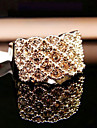Z&X®  Diamond ring luxury temperament ring
