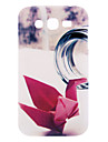 Paper Crane Pattern Hard Case for Samsung Galaxy Grand DUOS I9082