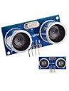 Ultrasonic Sensor HC-SR04 Distance Measuring Module - Blue + Silver