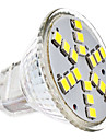 2W 6000 lm GU4 (MR11) LED-spotlampen MR11 18 leds SMD 2835 Koel wit AC 12V DC 12V