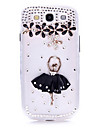 Ballet Four-Leaved Clover Back Case for Samsung Galaxy S3 I9300