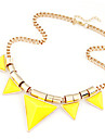 Chic Triangle Necklace
