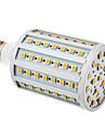 20W E26/E27 LED лампы типа Корн T 102 светодиоды SMD 5050 Тёплый белый 600-630lm 3000K AC 220-240V